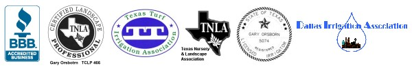 Landscape & Irrigation Services Logos