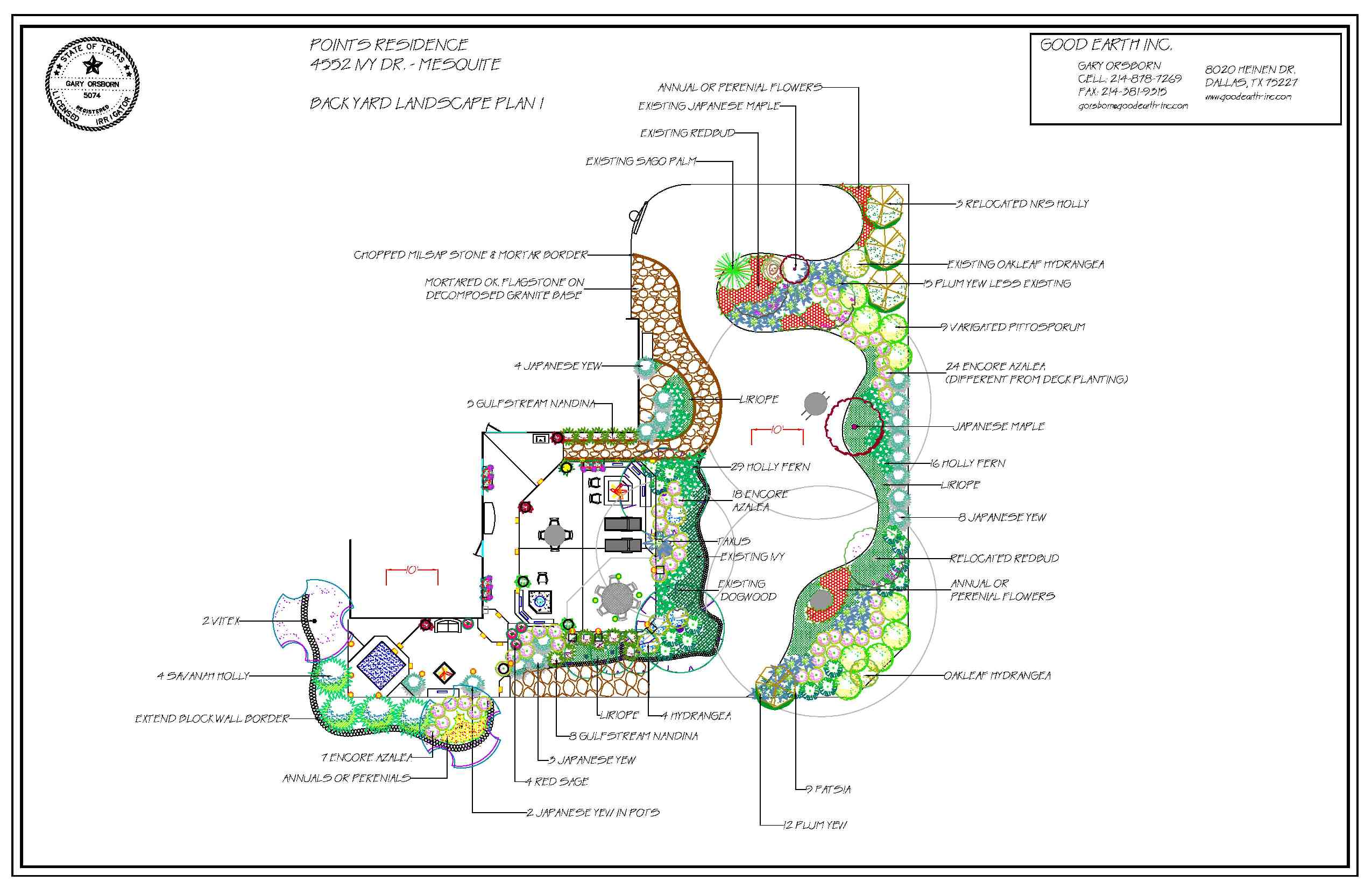 See Our Landscape Projects - Landscape & Irrigation Services